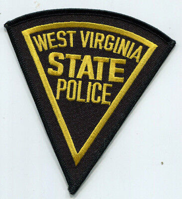 West Virginia State Police Patch /// FREE US SHIPPING!