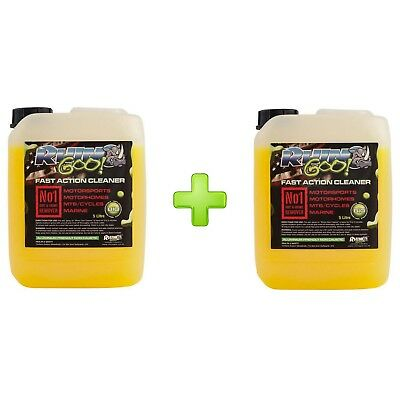 Rhino Goo – Motocross MX OFF ROAD DIRT BIKE CLEANER 10L = BUY 1 Get 1 FREE