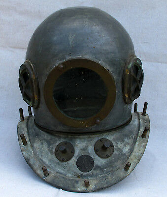 Chinese Diving Helmet - Great Shape
