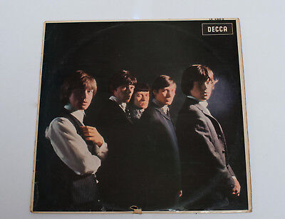 THE ROLLING STONES - First LP RARE LK4.605 S EXC