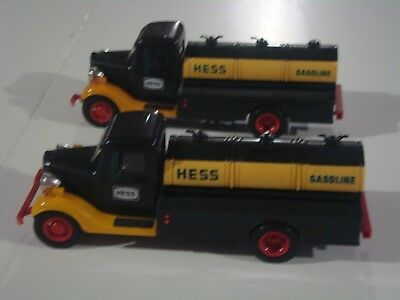 Vintage 1980 The First Hess Truck