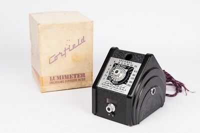 Corfield Lumimeter Enlarging exposure meter