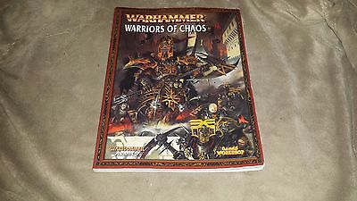 Warhammer Warriors of Chaos - 2008 - Softcover