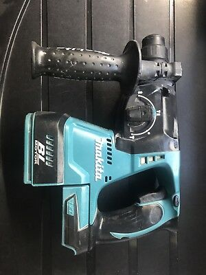 Makita 18v Combi Drill set with Brushless Makita Sds, 7 batteries and charger