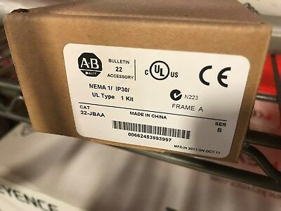 Allen-Bradley 22-JBAA POWERFLEX 4 CONVERSION