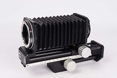 Elicar Bellows with Olympus OM Mount