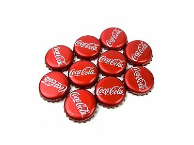 30 Coca Cola Coke Mexican Metal Bottle Caps Collecting Crafts