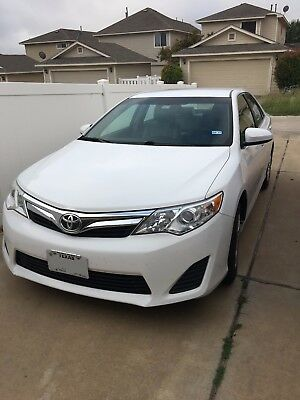 2013 Toyota Camry  Camry 2013 LE