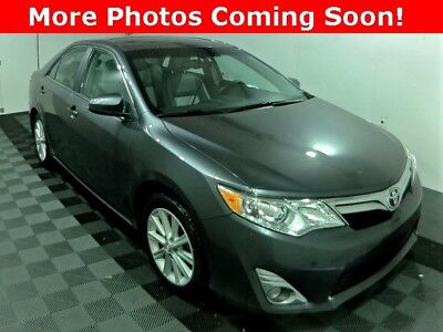 2014 Toyota Camry XLE 2014 Toyota Camry XLE 19556 Miles Cosmic Gray Mica 4D Sedan 3.5L V6 SMPI DOHC 6-