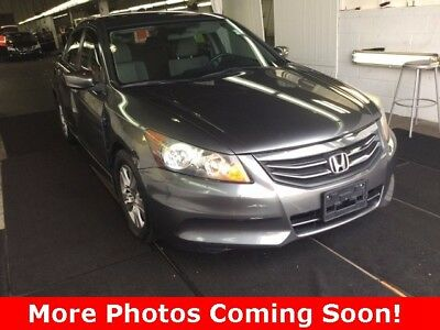 2011 Honda Accord LX-P 2011 Honda Accord LX-P 78727 Miles Polished Metal Metallic 4D Sedan 2.4L I4 DOHC