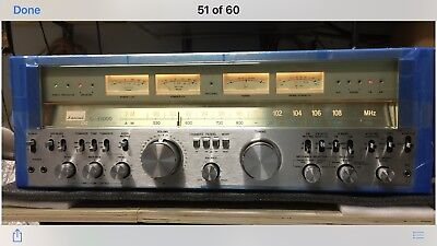 Sansui G-33000 Receiver super mint Condition