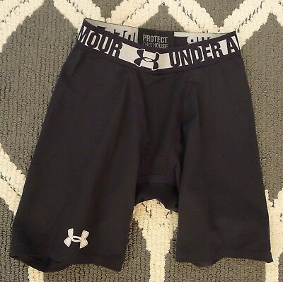 UNDER ARMOUR Boy's Protect This House Compression Shorts Size M Medium
