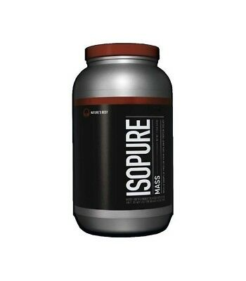 NATURE´S BEST Isopure Mass 3,2 kg