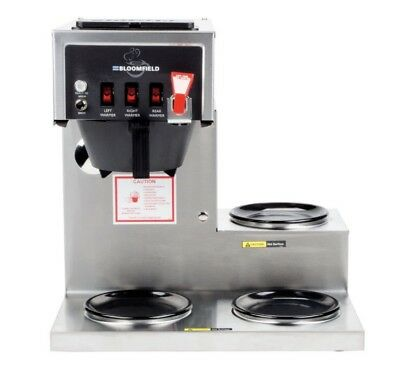 Bloomfield Coffee Maker/Koffee King commercial automatic coffee maker with h20