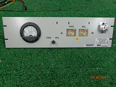 BIRD Thruline 4522 Rack Mount Dual Line Wattmeter NO slugs  SAME DAY SHIPPING #6