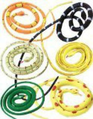 Coiled Rubber Prop Toy Snake Halloween Scare Toys Prizes Party Decorative Accent