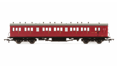 Hornby r4747a BR 58 Maunsell nachgebaut ex-lswr 48 Bremse dritte Coach s2627s