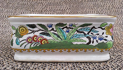 COPELAND Late SPODE Ancienne boite en porcelaine type savon antique english box