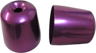 Bar End Weight Covers Purple Triumph Daytona 900-1200,Sprint,Triple