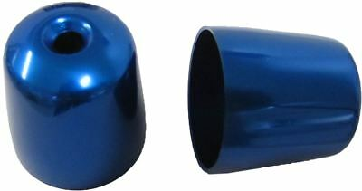 Bar End Weight Covers Blue Triumph Daytona 900-1200,Sprint,S/Triple
