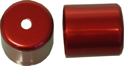Bar End Cover Red GSXR600,GSXR750, T,V