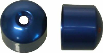 Bar End Weight Covers Blue CBR600F