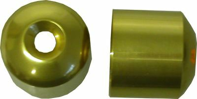 Bar End Weight Covers Gold CBR400, RR