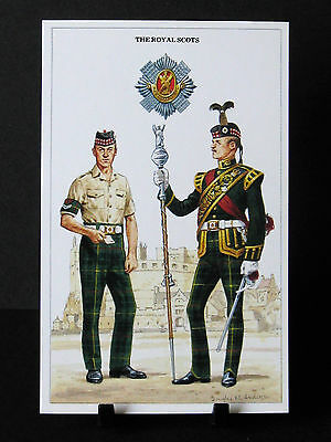 Geoff White – The British Army Series – No 26  – The Royal Scots