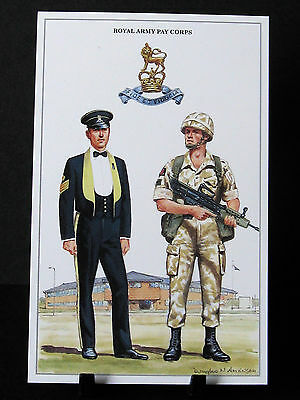 Geoff White – The British Army Series – No 70   – Royal Army Pay Corps