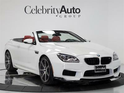 2014 BMW M6 $140K MSRP Competition Pkg 2014 BMW M6 CONVT $140K MSRP COMPETITION PKG