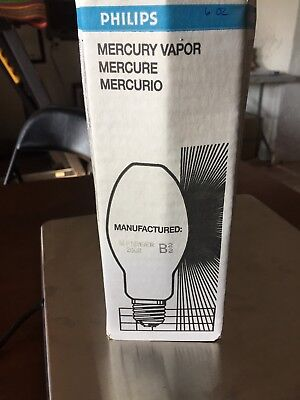 Philips Mercury Vapor Bulb