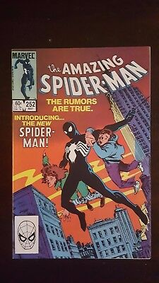 Amazing Spider Man #252