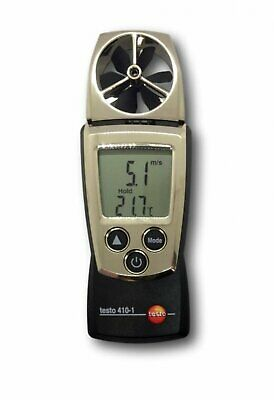 Vane Anemometer with NTC Air Thermometer - 0560-4101