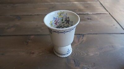 Extremely RARE Cornwall by Ridgways Shelton England Egg Cup 4 inches
