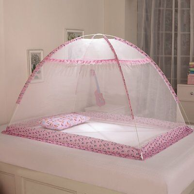 KAIL Baby Mosquito Net Foldable Pop Up Indoor Outdoor Mesh Canopy Tent mongolian