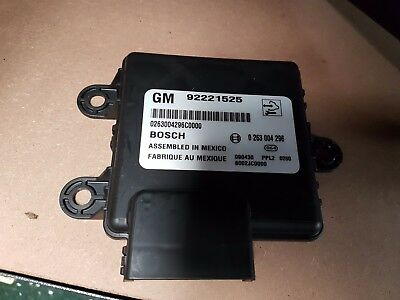 Holden Ve Commodore International  Reverse Sensor Module