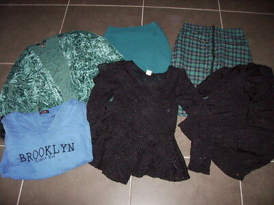 Ladies Variety Of Clothing - Size 10 - Guess, Forever 21 - 6 Items!