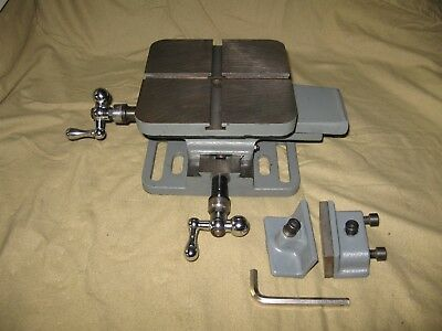 Atlas Craftsman W-68 Universal Compound Slide With Clamps
