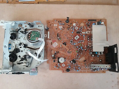 Samsung DVD-V6500 VHS Drive + Main Board AC41-00275A *Working Condition*