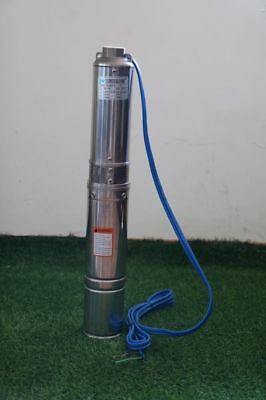 """New Submersible Deep Well water Pump 1/2 0.5 HP 110V 115V Brass outlet 1 1/4"""""""
