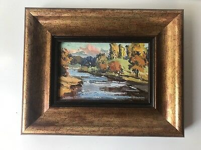 Original Landscape Oil Painting