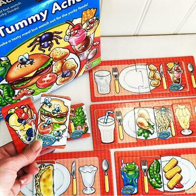 Tummy Ache - Orchard Toys Educational Toys