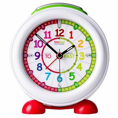 EasyRead Time Teacher - Alarm Clock - Rainbow EasyRead Time Teacher