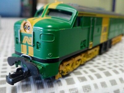 ho model train lima australian national 930 class