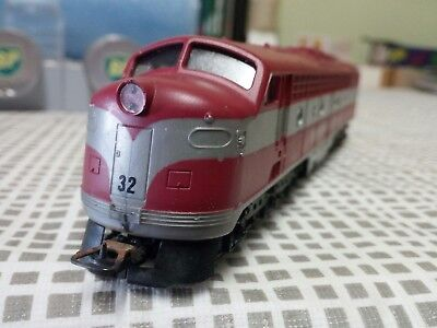 ho model train lima australian national nsu class