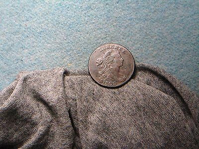 1800 Large Cent!! S-206, R3! XF Detail (192) CQ at $9200