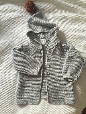Wilson and Frenchy Cardigan - SZ 6-12 monnths