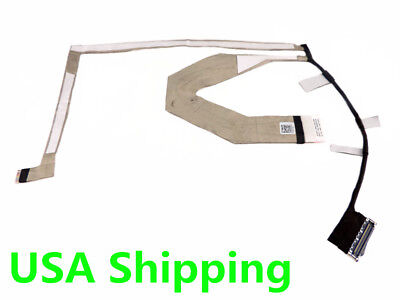 Original HD LCD LVDS VIDEO SCREEN CABLE For TOSHIBA SATELLITE P50-C-18K