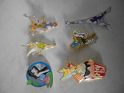 pins disney fee clochette
