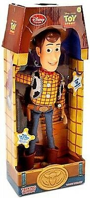 "2017 hot new Toy Story Pull String Woody 16"" Talking Figure -"